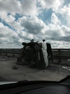 ДТП Берлинском мосту