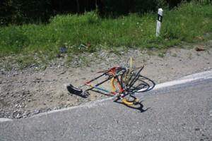 Авария-Велосипед