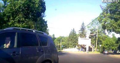 Жесты Калининграда. Пр. Мира. 16.05.18