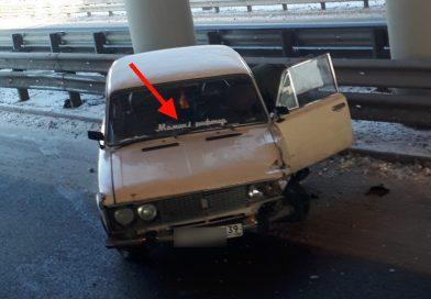 Небольшая подборка фотографий с дорог Калининграда и Калининградской области за 22 и 23 января.