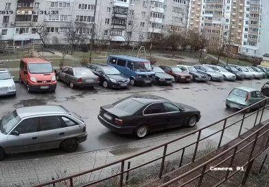Восстание машин на ул. Артиллерийской в Калининграде. 16.03.19